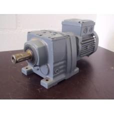 7 RPM 0,10 KW SEW eurodrive, Used