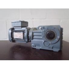 114 RPM 0,55 KW As 30 mm SEW eurodrive, NEW