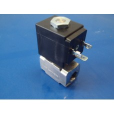 RVS magneetventiel 2/2-weg G1/4 inch NC. NEW