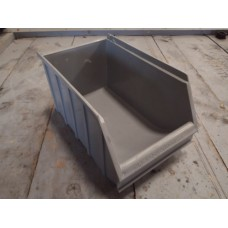 Kunststof stapelbak nr. 3 - Lengte 250 mm Manutan - Overtoom bestellen per 12 stuks
