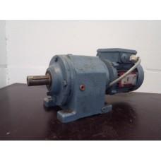 14 RPM 0,25 KW SEW Eurodrive, used