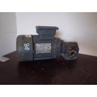 80 RPM 0,25 KW As 15 mm, used.