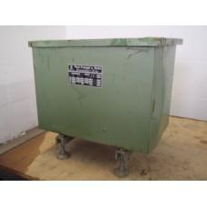 Voeding transformator Pri 400 V, Sec 200 V 16 kVA