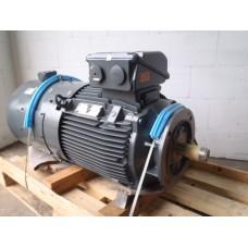 55  KW 2965 RPM , flens WEG. Unused.