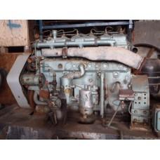 Dieselmotor Henschel 6 cilinder 6R 1215TA