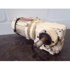 150 RPM 0,25 KW SEW eurodrive . Used.